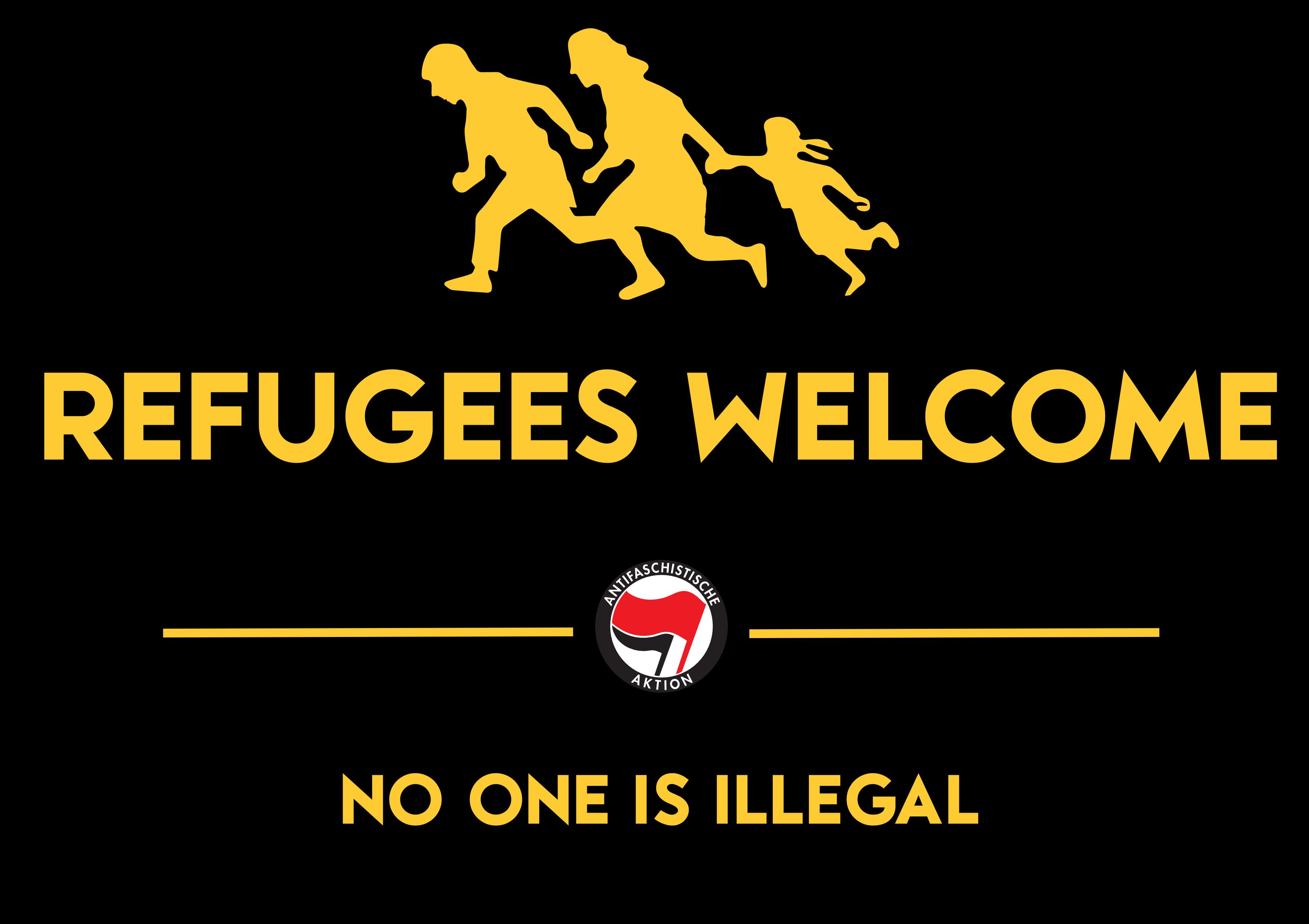 Solidarité avec les migrants de Calais et D'ailleurs !