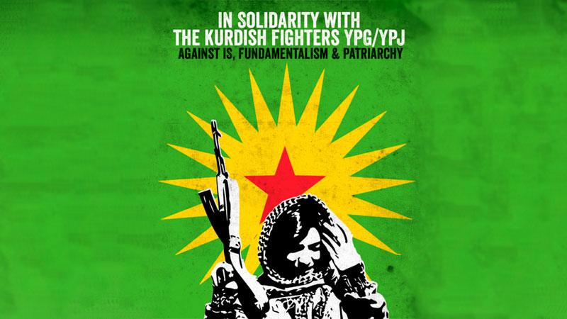 Collectif Féministe Solidarité Avec Kobanê