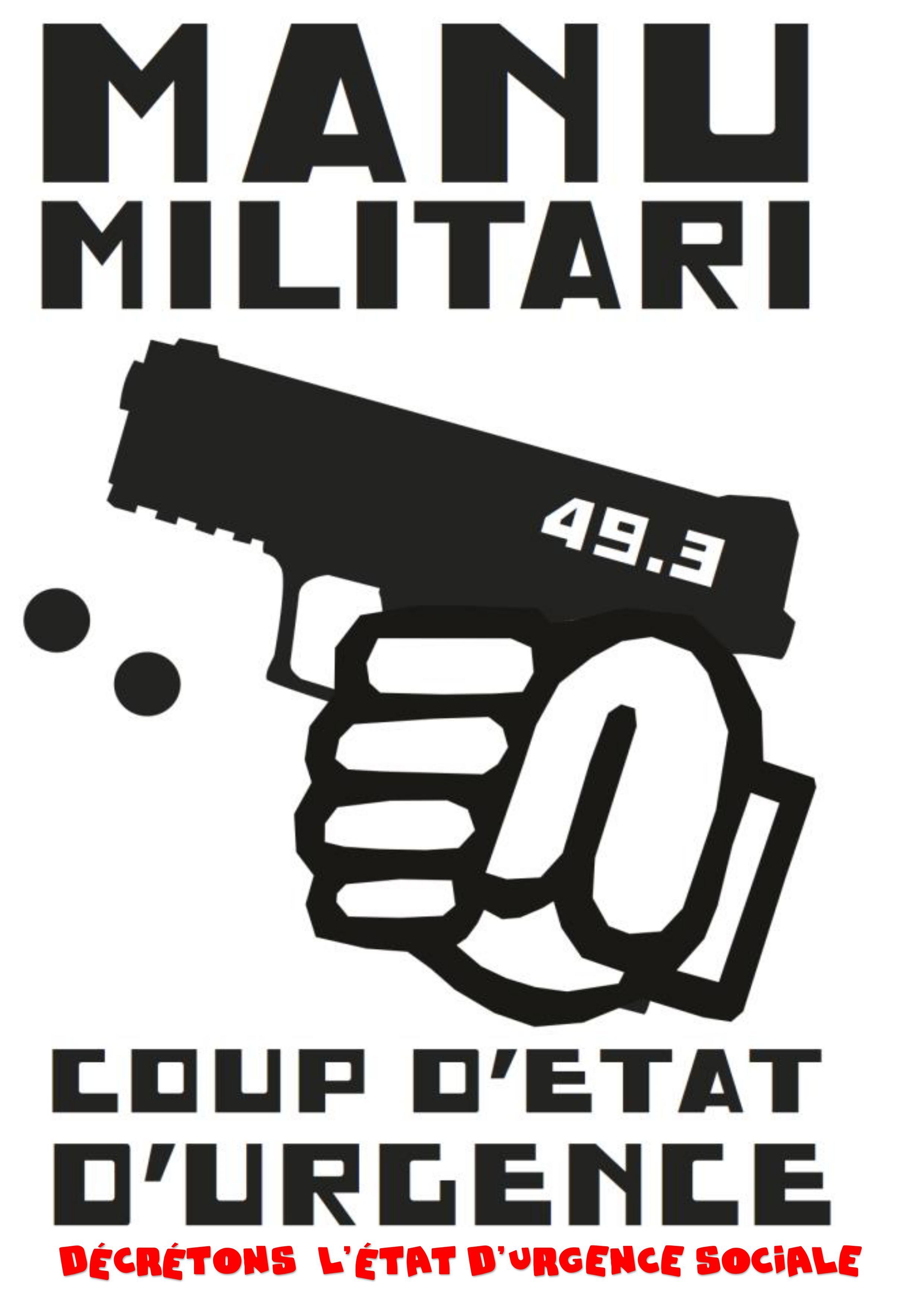 Coup d'État Sociale : 49.3
