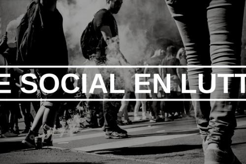 Coordination des salarié.e.s en lutte du travail social