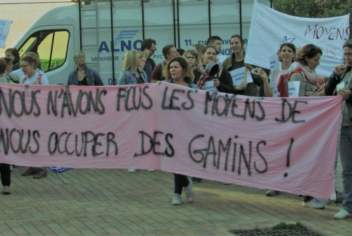 Infos Grève dans les UTPAS